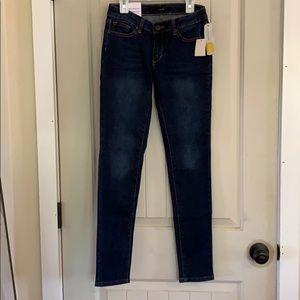 Ultra slim fit Joe's jeans jeggings Kaylin- indigo